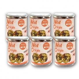 蔓越莓菓仁酥 140g*6罐