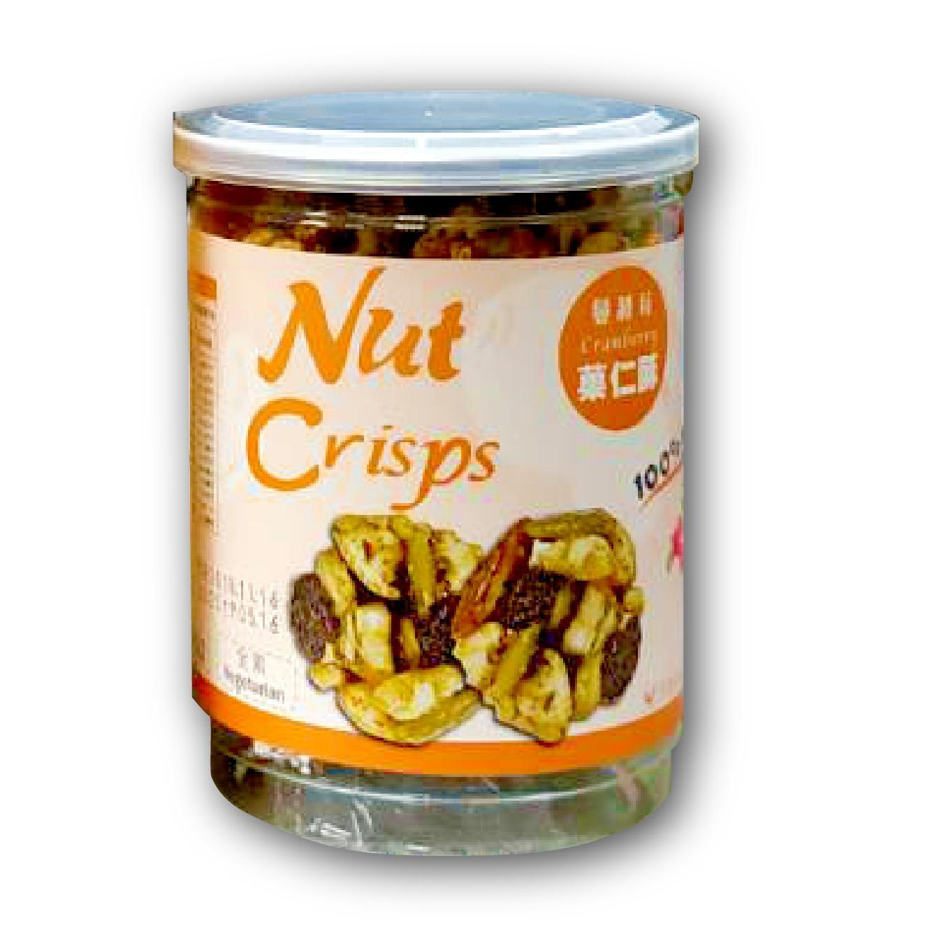 NUT CRISPS (CRANBERRY) 140G